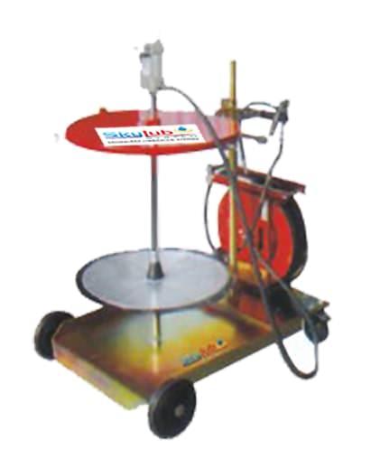 LUB Grease Dispensing System Skylub system