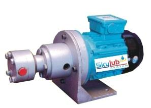 LUB Motor Pump Assembly SkyLub System