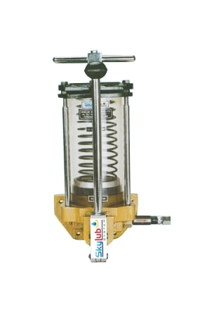 Manual Grease Pump Skylub system