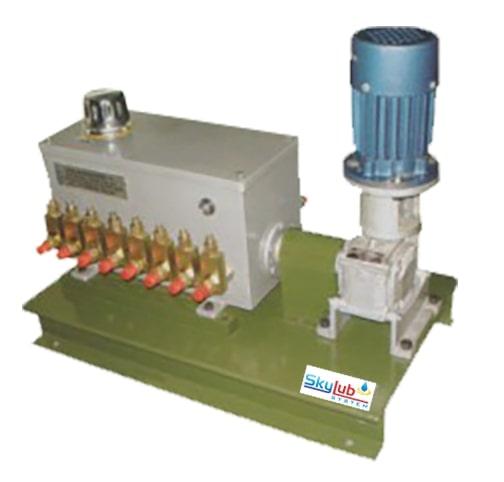 LUB Multiline Axial Lubricator Skylub system