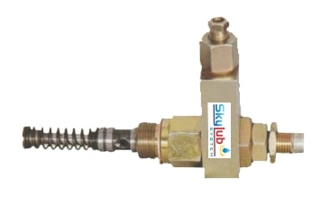 Pumping Element for Oil & Low Viscus Grease