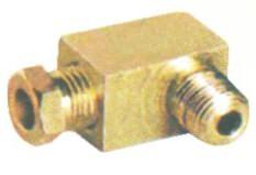 Elbow - 4 & 6mm Skulub system