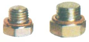 Plugs M8 x 1 / M 10-x1
