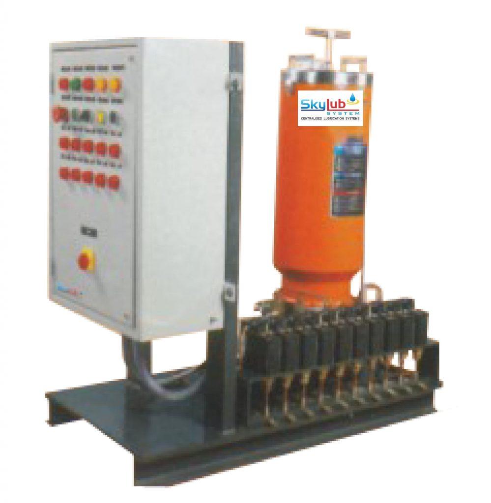 Multi Line Lubrication System Skylub System
