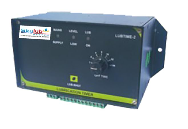 Electronic Controller with Contractor with Low Level & Low Pressure Sensing