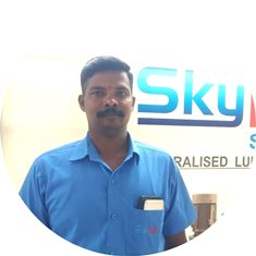 SkyLub System Our team