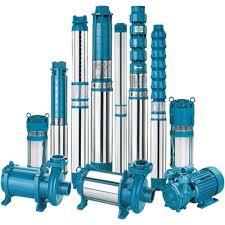 Borewell Pumps, Open well Pumps, Monoblock Pumps